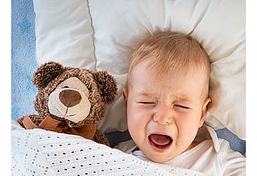 Two-year-olds: Why Do They Cry?