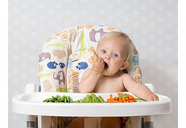 Eating Right & Keeping Your Infant Healthy