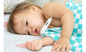 Fever-induced seizures in infants: What to do and how to remain calm